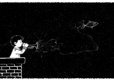 Kunst mit Kindern – Max Ernst